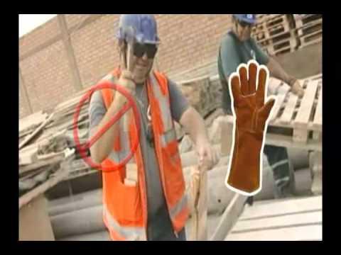 Informativo: Seguridad y Salud en el Trabajo de Construcción