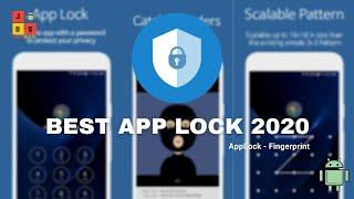 How to use App Lock 2020 | AppLock - Fingerprint Review | Hindi screenshot 4