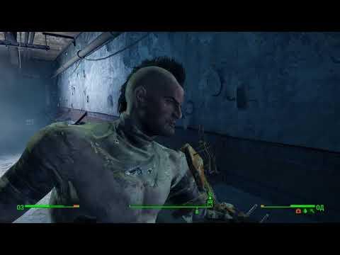 """Спутниковая станция """"Оливия"""", Тенпайнс-Блафф и станция """"Бедфорд"""" - Fallout 4 [Выживание 2018] #03"""
