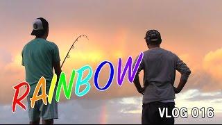 ハワイ生活の日々を映像で綴るVLOG VLOG-016は、「ハワイカイで完璧な虹...