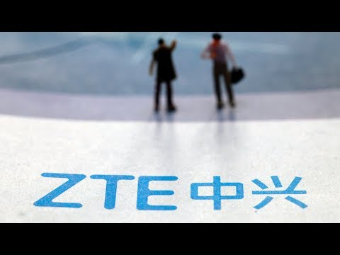 ZTE says US ban will hurt company as well as American firms