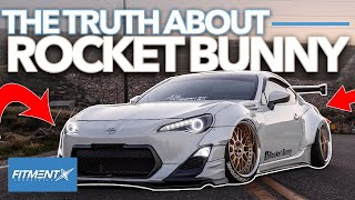 The Truth About Rocket Bunny