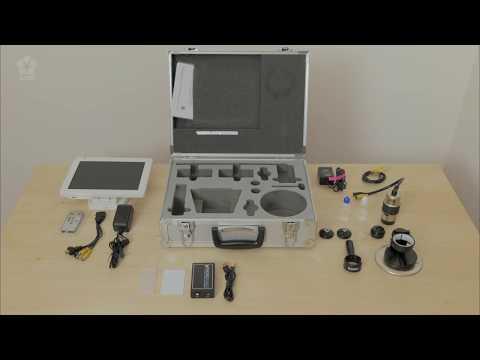 「GOKO Bscan-Z」の使い方を説明するコマ撮り動画