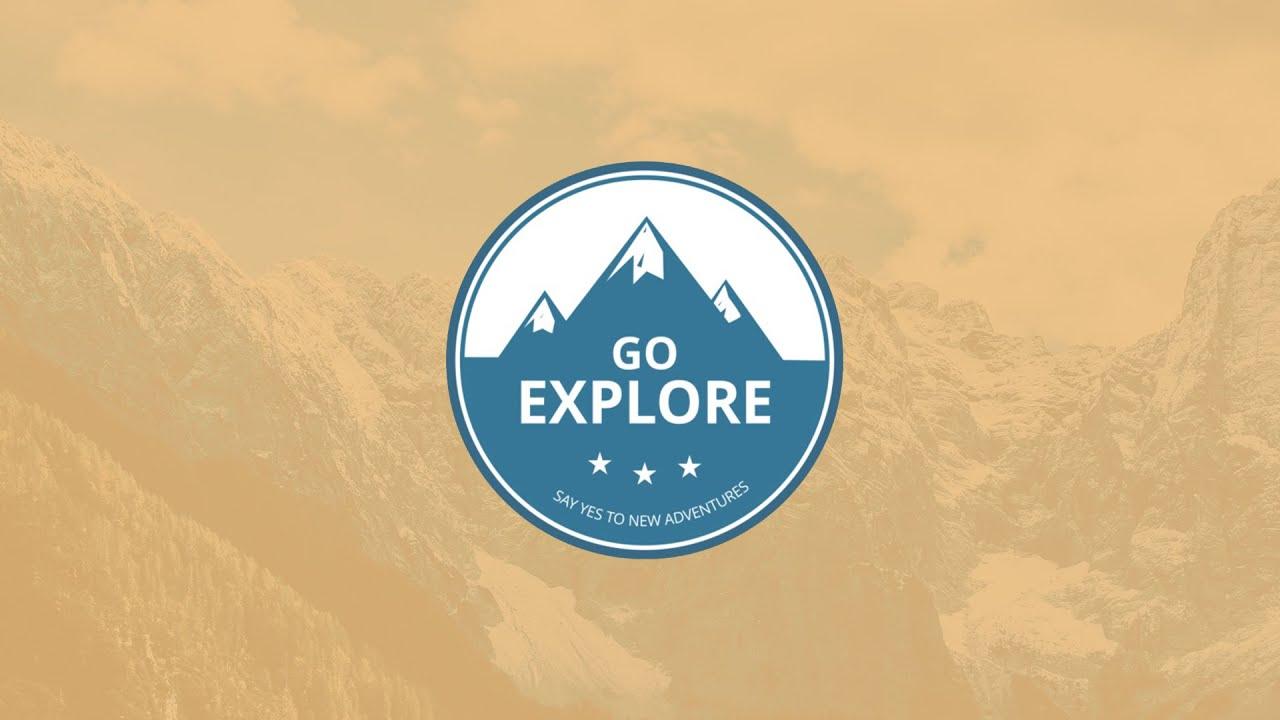Outdoor Badge Design Tutorial With Serif Drawplus X8 Youtube