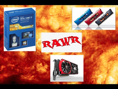 $7000 ULTIMATE Video Editing/Gaming PC (2014) - YouTube  $7000 ULTIMATE ...