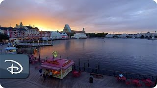 Best Views From Walt Disney World Resorts | Disney's BoardWalk Inn