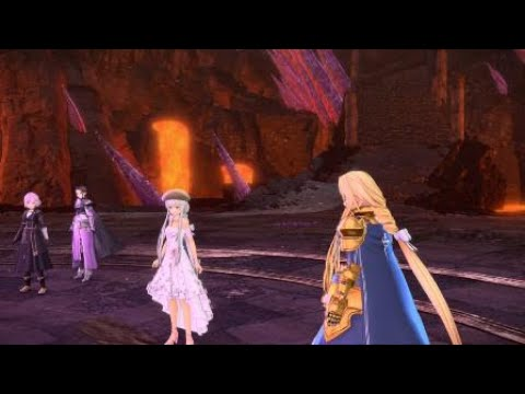 Sword Art Online: Alicization Lycoris - East Extreme/Normal - 1 Minute 1 Seconds Run  