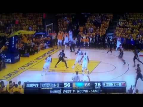 Mike Breen says puts it in for a bricked three