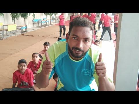 Taekwondo live Classes, At Indian Public School, At India