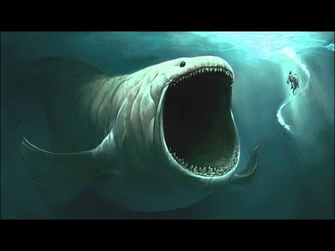 (Documentary) National Geographic - Encountering Sea Monsters - HD Nature Documentary