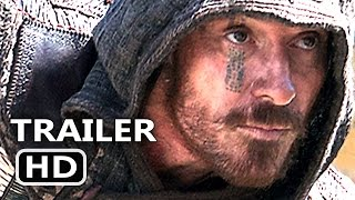 ASSASSIN'S CREED Official Trailer # 3 (2016) Action Blockbuster Movie HD