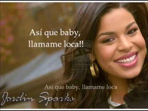 Jordin Sparks - Next to you (español)