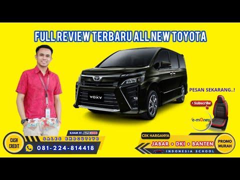 Voxy 2020 - All New Toyota Voxy 2020 Indonesia Terbaru