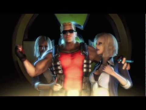 TRIO DE PUNCH reseña DUKE NUKEM FOREVER review