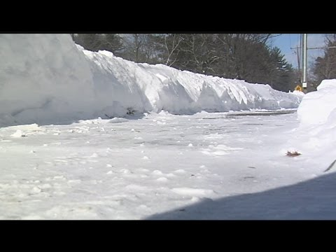 Some residents still digging out from Thursday snowstorm