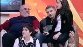 გაბრიელ ბერი - RUSTAVI2 TV - Archimandrite Gabriel