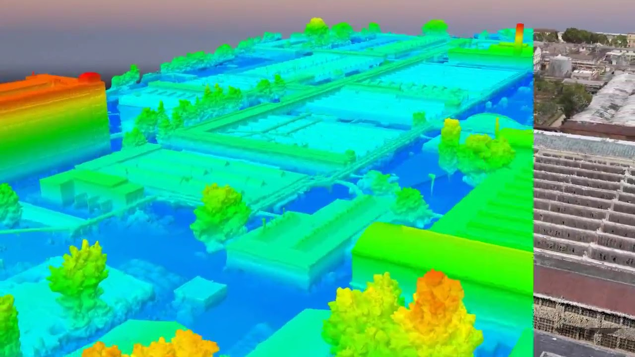 Drone Aerial Photogrammetry