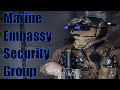 "Marine Corps Embassy Security Group ""In Every Clime and Place"""