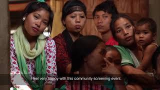 Community Screening 'Shift in Cultivation'