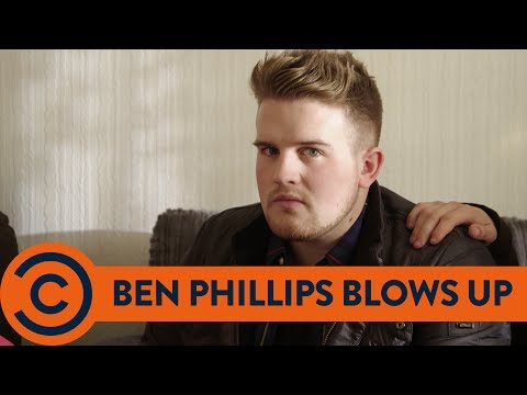 Ben Phillips Blows Up - The Trailer   Comedy Central