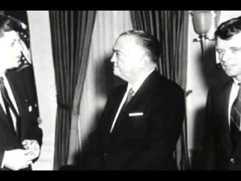 """RFK calls Hoover a """"Psycho"""""""