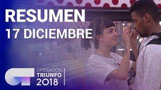 Resumen diario OT 2018 | 17 DICIEMBRE