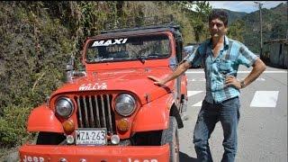 """LA ESQUINA Capítulo 7 """"El Jeep Willys, transporte criollo c..."""