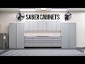 Building the Dream Garage: Saber Cabinet Install