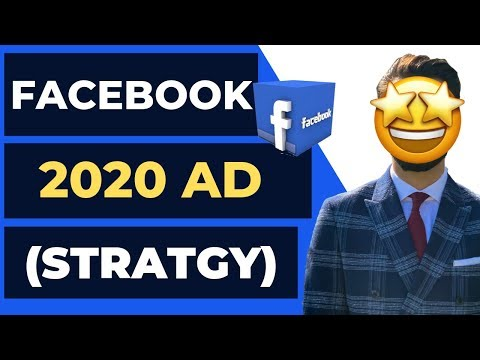 2020 Facebook Ad STRATEGY Shopify Dropshipping thumbnail