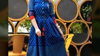 BEAUTIFUL AND DESIGNER PARTY WEAR GOWN FOR GIRLS