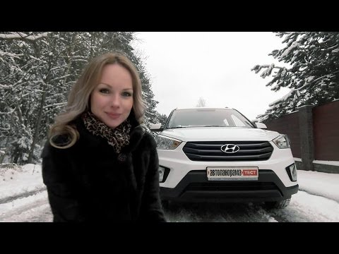 Hyundai CRETA народный тест