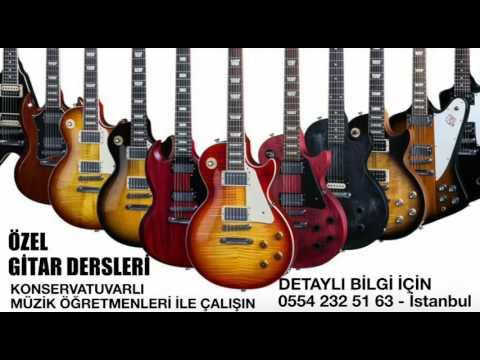 Müzik Öğretmenlerinden Gitar Dersleri (05542325163)Elektro Gitar, Klasik Gitar, Flamenko Gitar Kursu