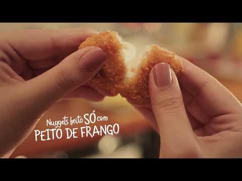 Nuggets Sadia - Fim de Semana tem S