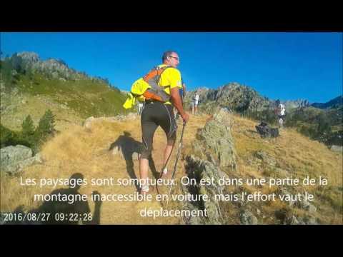 Grand Raid des Pyrénées 2016 = Le Tour des Lacs