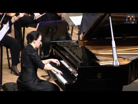 Filarmonica Concertul pentru pian, op 13 si Patru interludii marine