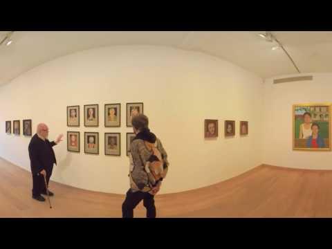 360° Interview with Sir Peter Blake (ft. Hayden Kays)