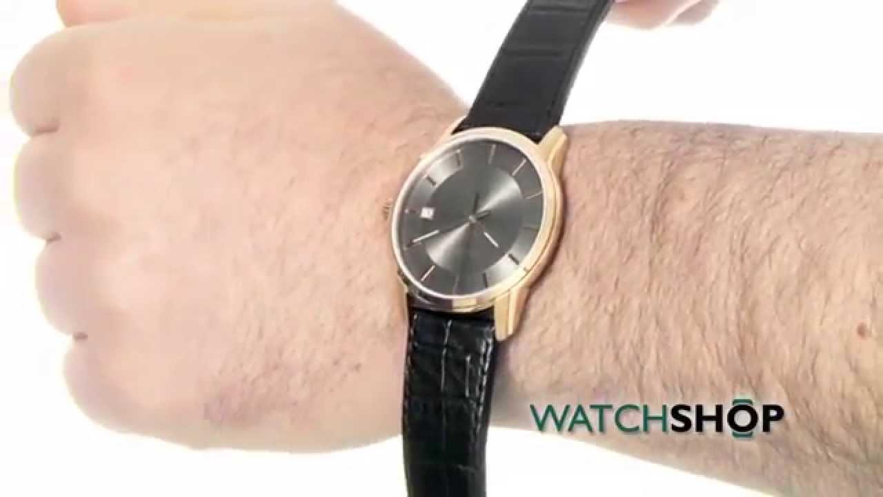0c491f50a Calvin Klein Men's Watch (K5S316C3) - YouTube