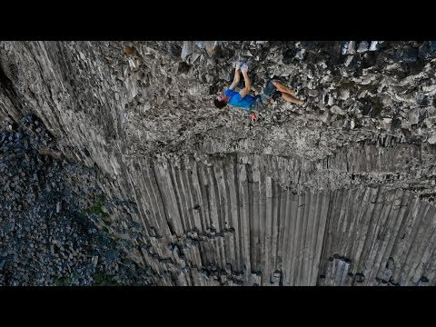 It's another dimension - Adam Ondra finds wild climbing in Chile