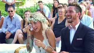 Mariage champêtre Pauline et Joris