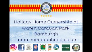 Caravan Holiday Home Ownership at Waren Caravan Park, Bamburgh, Northumberland