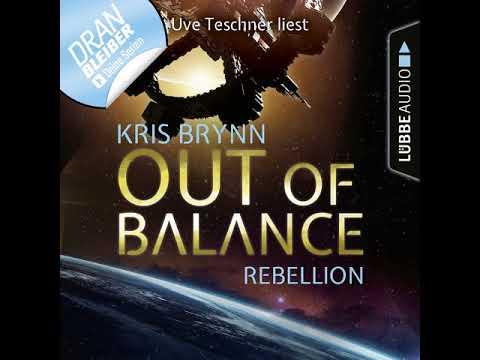 Out of Balance - Rebellion YouTube Hörbuch Trailer auf Deutsch
