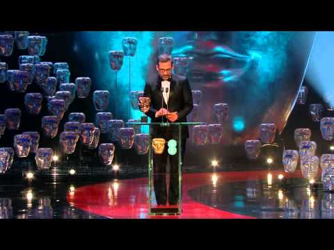 Richard Linklater Acceptance Speech Winner Bafta Awards 2015 HD