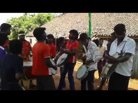drums beat in sakkangudi koil function