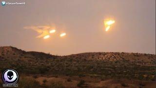 全米震撼!アリゾナ州で目撃された「UFO」のヤバすぎ映像