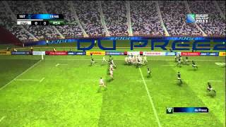 rugby world cup 2011 running tries and big hits