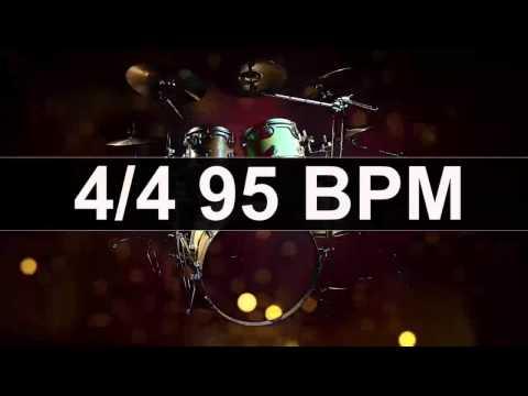 Drums Metronome 95 BPM