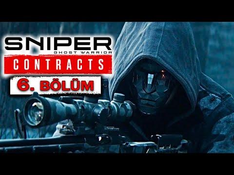 SNIPER GHOST WARRIOR CONTRACTS Gameplay Part 6 - Sasha Petroshenko