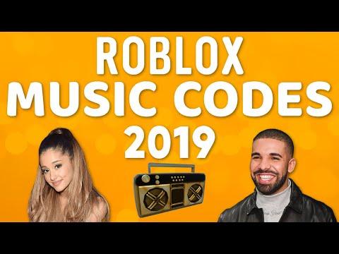 Roblox Music Codes 2019