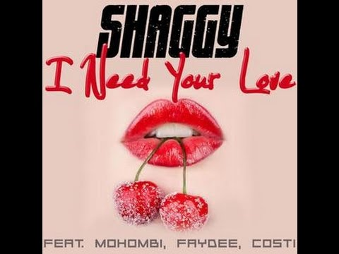 Shaggy - I need your love [1 Hour Version]