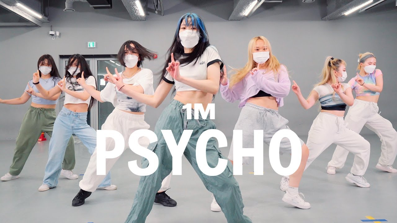 Maisie Peters - Psycho / Tina Boo Choreography
